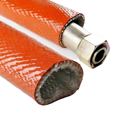 Rękaw termoizolacyjny silikonowy FireSleeve 14mm