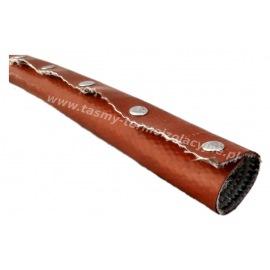 Rękaw termoizolacyjny silikonowy FireSnapSleeve 30mm